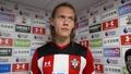 Video: Vestergaard on first Saints goal