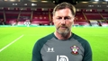 Video: Hasenhüttl pleased with overall performance