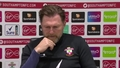 Press conference (part one): Hasenhüttl on trip to Leicester