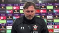 Video: Hasenhüttl reflects on Palace win