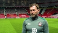 Video: Hasenhüttl hails Saints' spirit