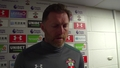 Video: Hasenhüttl on game of two halves