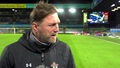 Video: Hasenhüttl on Leeds defeat