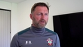 Video: Hasenhüttl's West Ham preview