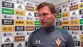 Video: Hasenhüttl praises much improved Saints