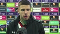 Video: Bednarek on defeat to United