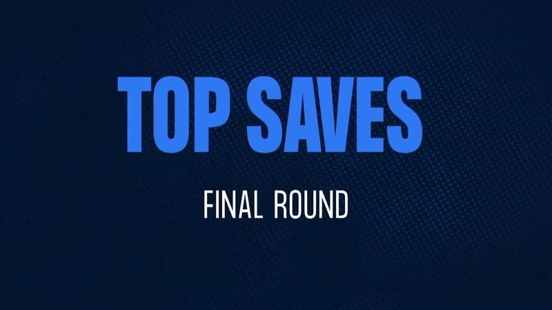 Top 5 Saves of the Round - Final