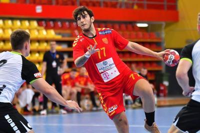 Semi-finals: Switzerland v North Macedonia