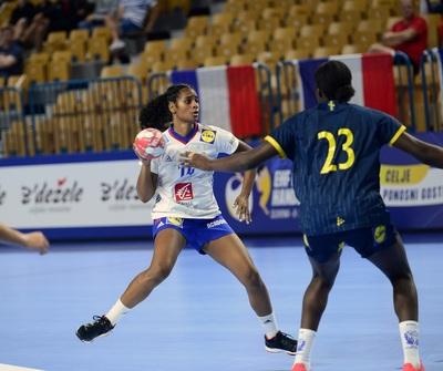 3rd Place: France v Sweden