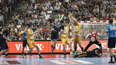 Semi-finals: KS Vive Tauron Kielce - Paris Saint-Germain Handball