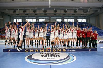 Final: Germany v Hungary