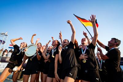 Final: Denmark v Germany