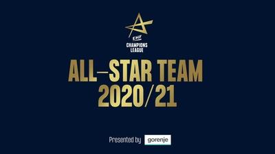 All-Star Team - EHF Champions League 2020/21