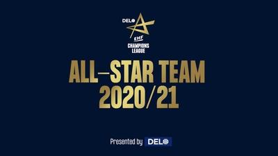 All-Star Team - DELO EHF Champions League 2020/21