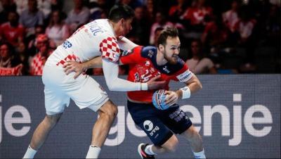 Semi-finals: Norway - Croatia