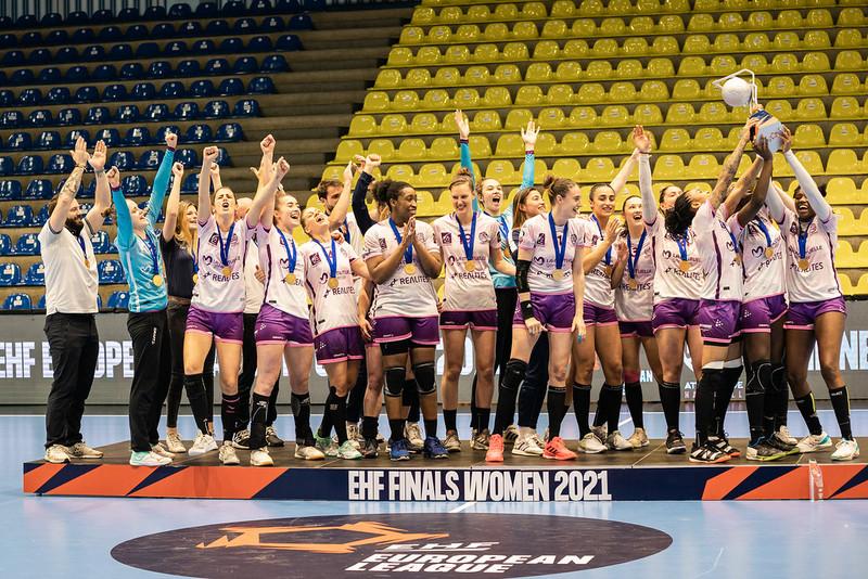 Final: Siofok KC v Nantes Atlantique Handball