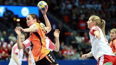 Semi-finals: Netherlands - Denmark