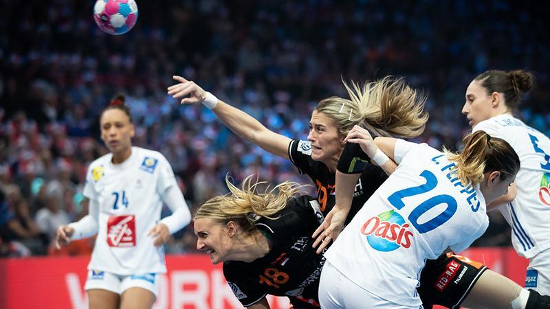 Semi-finals: Netherlands - France - Match Highlights