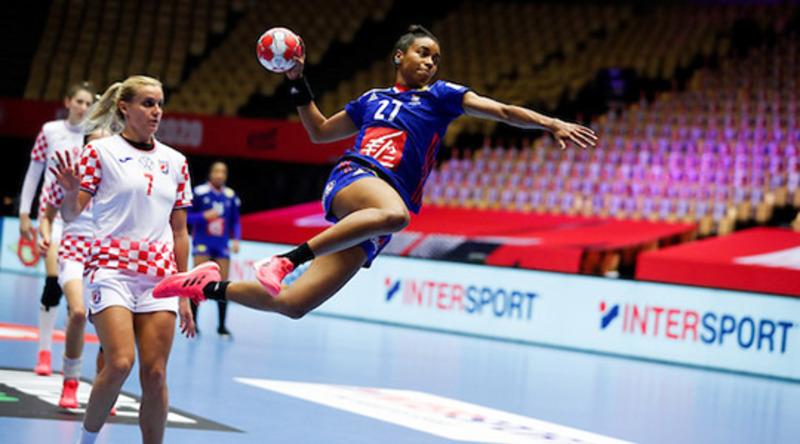 Semi-finals: France v Croatia