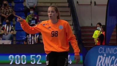 Final-1: Rincon Fertilidad Malaga v HC Lokomotiva Zagreb
