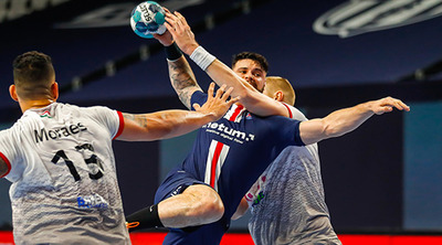 Telekom Veszprem HC v PSG Handball - Match Highlights - 3rd Place