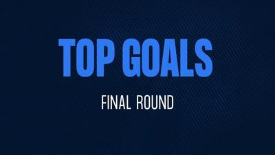 Top 5 Goals of the Round - Final