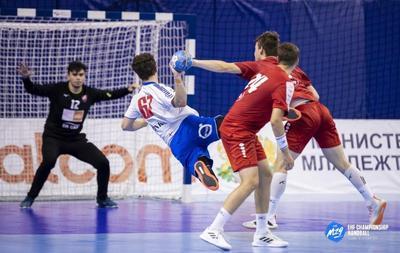Semi-finals: Faroe Islands v Slovakia