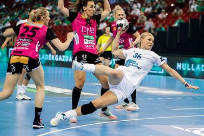 Semi-finals: Vipers Kristiansand v CSKA
