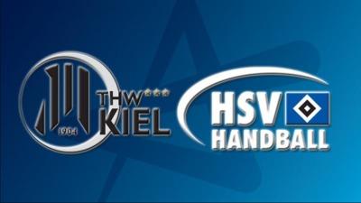 Semi-finals: THW Kiel - HSV Hamburg
