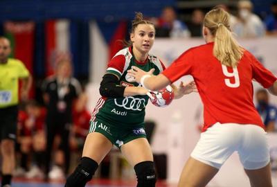 Semi-finals: Hungary v Denmark