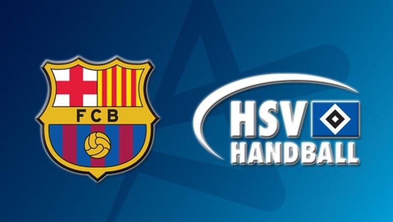 Final: FC Barcelona Intersport - HSV Hamburg