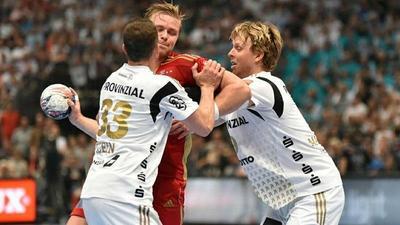 Semi-finals: THW Kiel - MVM Veszprém