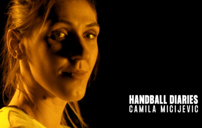 Handball Diaries: Camila Micijevic