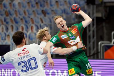 Semi-finals: SC Magdeburg v Orlen Wisla Plock