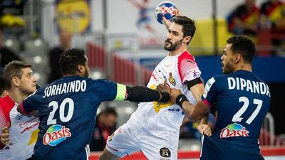 Semi-finals 1: France - Spain
