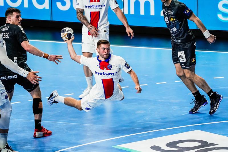 3rd Place: HBC Nantes v Paris Saint-Germain HB