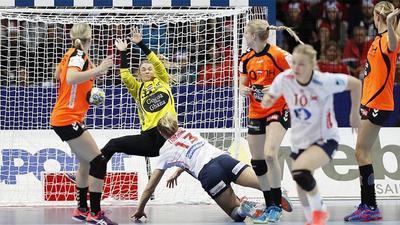 Final: Netherlands - Norway
