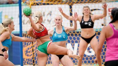 Final: Denmark - Hungary