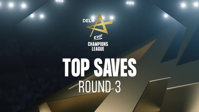 Top 5 Saves of the Round - R3