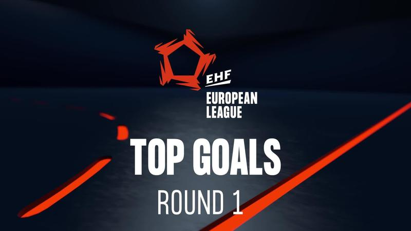 Top 5 Goals of the Round - R1