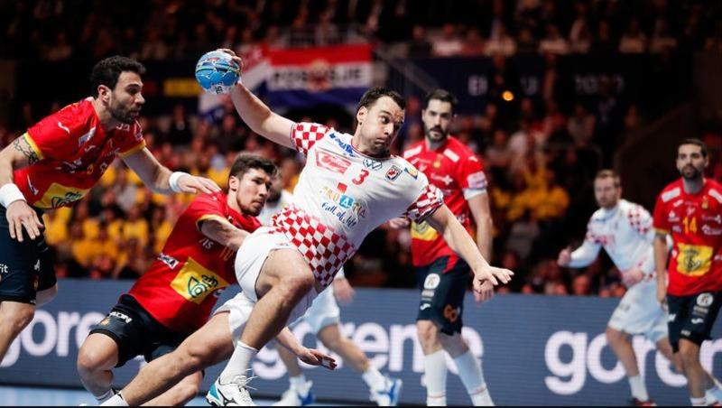 Final: Spain - Croatia