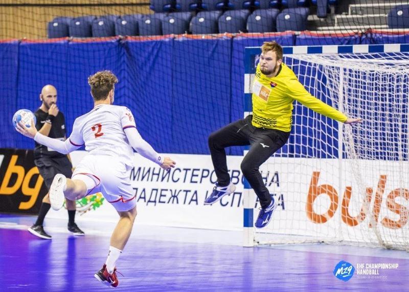 3rd Place: Slovakia v Czech Republic