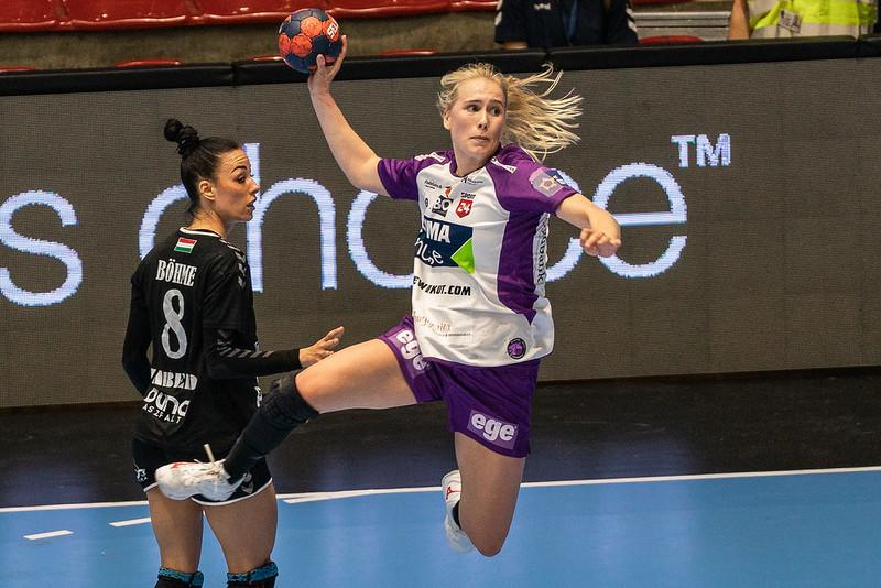 Semi-finals: Siofok KC v Herning-Ikast Handbold