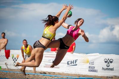 LV Sport Multichem Szentendrei NKE v Strandepitok Girls BHT