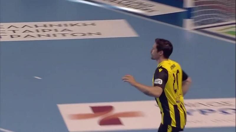 AEK Athens HC v Ystads IF - Match Highlights - Final-1