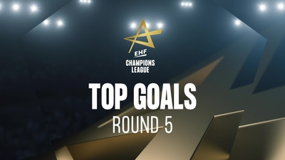 Top 5 Goals of the Round - R5