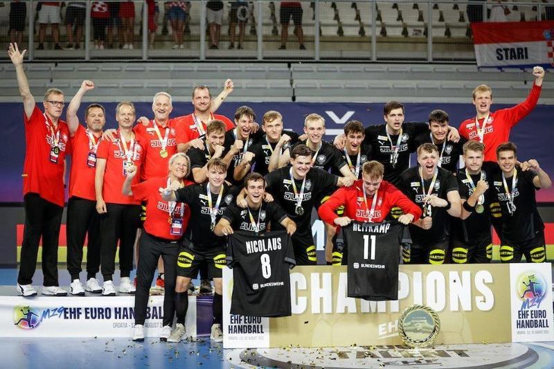 Final: Croatia v Germany