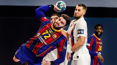 Barca v Paris Saint Germain - Match Highlights - Semi-final