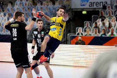 Semi-finals: Rhein-Neckar Lowen v Füchse Berlin