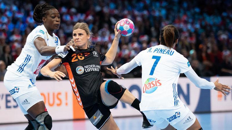 Semi-finals: Netherlands - France
